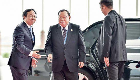 laos-president-bounnhang-vorachith-centre-arrives-at-a-g-20-summit-last-september-afp