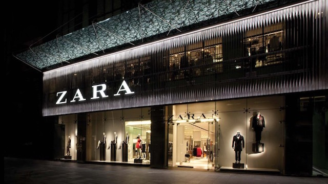Zara-Chengdu-shuts-down